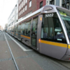 """Man left bloodied after """"freak accident"""" at Luas stop"""