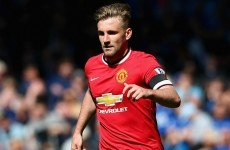'This will be the season of Luke Shaw' - Van Gaal