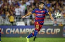 Watch Luis Suarez and Eden Hazard trade fantastic solo-efforts as Chelsea beat Barcelona