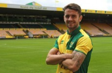 Ireland's Robbie Brady will be back in the Premier League this season