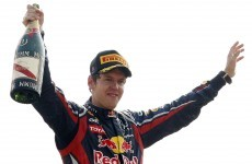 Vettel rivals admit: Title race is over