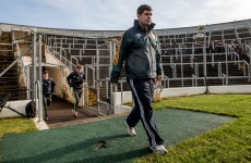 Eamonn Fitzmaurice chose not to watch Kildare last weekend - but he has no regrets
