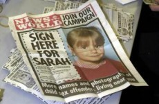 Version of Sarah's Law to be introduced in Ireland