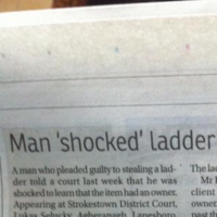 Roscommon Herald just snagged the headline of the week
