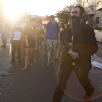 This man has stabbed six people at a gay pride event in Jerusalem