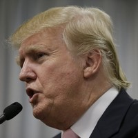 This is really happening - Donald Trump is killing it at the polls
