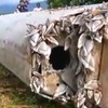 Washed up wing debris confirmed as Boeing 777, the same plane as missing MH370