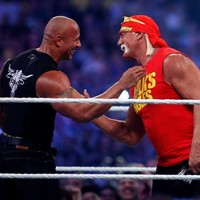 The Rock has responded to Hulk Hogan's racist comments