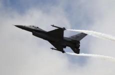 Fighter jets escort US passenger flights after alarm raised over bathroom use