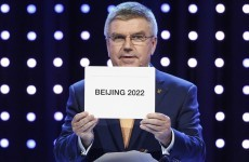 Beijing has been chosen to host another Olympic Games