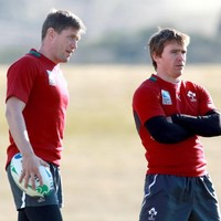 Henderson: ROG has to start against the Wallabies