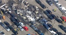 Plane that 'belongs to Bin Laden family' crashes killing four people