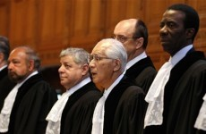 Germany and Italy at UN court over WWII compensation