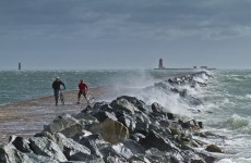After the storm: Katia moves on, but windy conditions remain