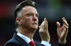 Van Gaal reveals Man Utd formation: I'll play 4-3-3