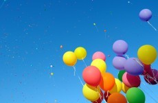 You might spot balloons in the sky this weekend... here's why