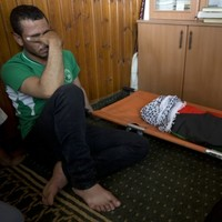 Palestinian toddler burned to death in 'settler' arson attack
