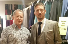Coach Kavanagh gets suited and booted - It's the sporting tweets of the week