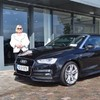 Winner of controversial Audi competition gets her car, still doesn't have Facebook account