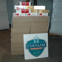 Eight million cigarettes worth over €3 million seized at Dublin Port