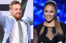 Ronda Rousey's next fight could be on the same card as McGregor versus Aldo
