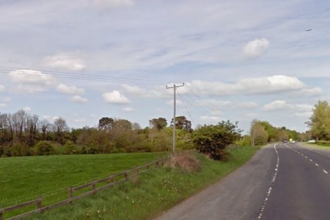The Monaghan Road, near Milford.