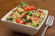 Need some lunchtime inspiration? Rustle up this low-calorie salad to help you keep in shape