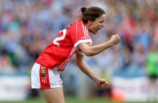 Eimear Scally inspires Cork to eighth All-Ireland minor A title