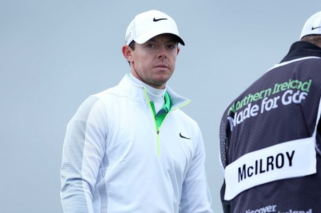 Rory McIlroy won the US PGA Championship in 2014.
