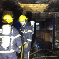 Fire fighters called out to same vacant house three times
