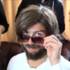 Ronaldo disguises himself as bearded street performer to play prank in Madrid