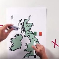 WATCH: Americans try to find Ireland on a map, and it doesn't go well