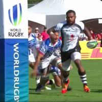 The ridiculous skills of Leone Nakarawa helped Fiji win a thriller against Samoa