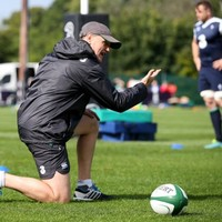 Ireland to test 'new combinations' for World Cup warm-up in Wales