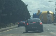 Ropes to the runaway giant Minion 'appeared to have been cut'