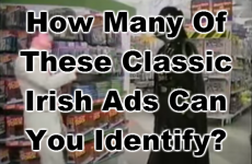 How Many Of These Classic Irish Ads Can You Identify?