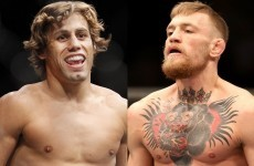 McGregor describes Faber as 'an annoying little brother, only he's close to 50 years of age'