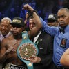 The identity of Floyd Mayweather's next opponent has been revealed
