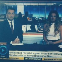 This Sky Sports headline about Naas is unintentionally filthy and hilarious