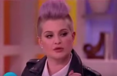 Kelly Osbourne's apologised after making a 'racist' remark about Latinos on live telly
