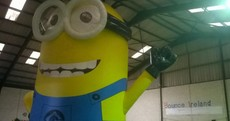 'I'm not afraid of the giant Minion' - we spoke to the man tasked with fixing the beast
