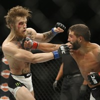 Chad Mendes is still losing sleep about McGregor defeat at UFC 189