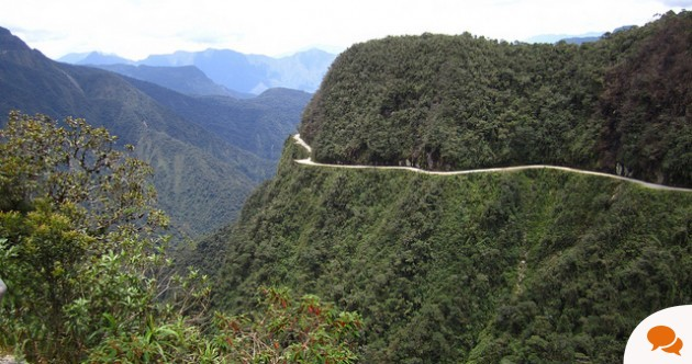 What's it like to cycle the world's most dangerous route? This Irish couple found out