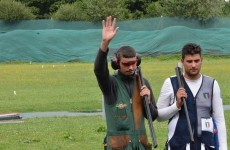 Ian O'Sullivan continues to be Ireland's shooting star