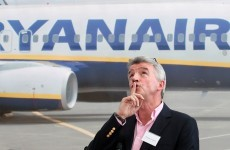 Ryanair claims to be first airline to fly 10 million international passengers in a month