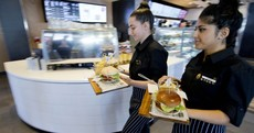 McDonald's is going to bring your food to the table*
