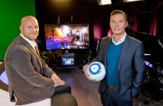 Is there a big difference between doing football punditry on British and Irish TV?
