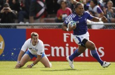 As it happened: Namibia vs. Samoa
