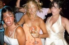 Remember this extremely viral photo of drunk girls? Here's a 'before' photo…
