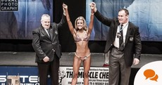 Being a female bodybuilder drives me in a way nothing else does